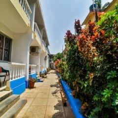 Отель OYO 35717 La Portuguesa Гоа балкон