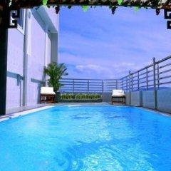 Отель Nice Swan Hotel Вьетнам, Нячанг - 8 отзывов об отеле, цены и фото номеров - забронировать отель Nice Swan Hotel онлайн бассейн фото 2