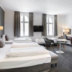 Отель Tiffany Дания, Копенгаген - отзывы, цены и фото номеров - забронировать отель Tiffany онлайн комната для гостей фото 3