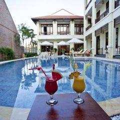 Отель Hoi An Tnt Villa Хойан бассейн