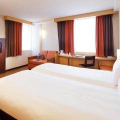 Отель Ibis London Blackfriars Великобритания, Лондон - 1 отзыв об отеле, цены и фото номеров - забронировать отель Ibis London Blackfriars онлайн комната для гостей фото 3
