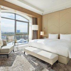 Отель Hyatt Regency Tashkent комната для гостей фото 4