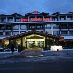 Отель Perun Lodge Банско вид на фасад фото 2