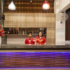 Отель Paripas Patong Resort интерьер отеля фото 2