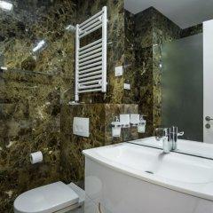 Отель Sea & Sky Lux Черногория, Будва - отзывы, цены и фото номеров - забронировать отель Sea & Sky Lux онлайн ванная