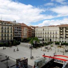 Отель Hostal San Lorenzo Мадрид парковка