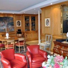Отель Hôtel Des Bains Париж интерьер отеля фото 2