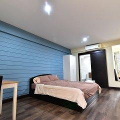 Отель Bkn Residence Паттайя комната для гостей