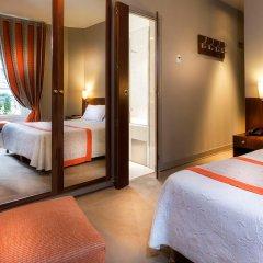 Odéon Hotel 3* Улучшенный номер с различными типами кроватей фото 5