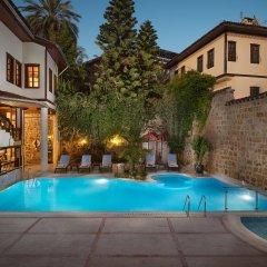 Dogan Hotel by Prana Hotels & Resorts Турция, Анталья - 4 отзыва об отеле, цены и фото номеров - забронировать отель Dogan Hotel by Prana Hotels & Resorts онлайн бассейн