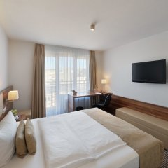 Vi Vadi Hotel downtown munich комната для гостей фото 7