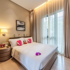 Отель Ascott Maillen Shenzhen Китай, Шэньчжэнь - отзывы, цены и фото номеров - забронировать отель Ascott Maillen Shenzhen онлайн комната для гостей
