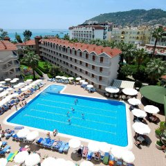 Отель Panorama Аланья бассейн