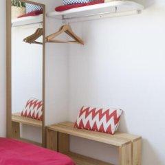 Отель Nexo Surf House Испания, Вехер-де-ла-Фронтера - отзывы, цены и фото номеров - забронировать отель Nexo Surf House онлайн удобства в номере