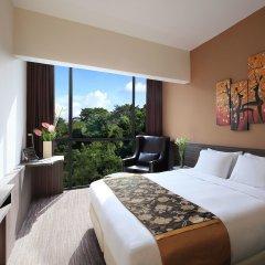 Отель Travelodge Harbourfront Singapore комната для гостей фото 2