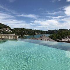 Отель Stunning Oceanview Villa Taipan Таиланд, пляж Панва - отзывы, цены и фото номеров - забронировать отель Stunning Oceanview Villa Taipan онлайн бассейн