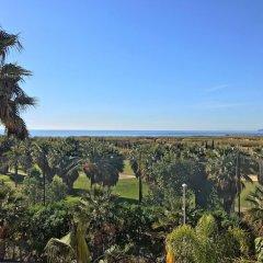 Отель Apartamento Samira. Costa Tropical пляж