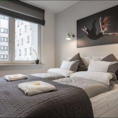 Апартаменты P&O Apartments Nowogrodzka комната для гостей фото 3
