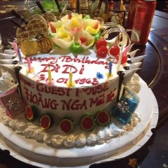 Отель Hoang Nga Guest House развлечения