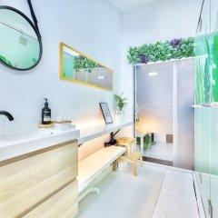 Отель HipsterCity ванная фото 2