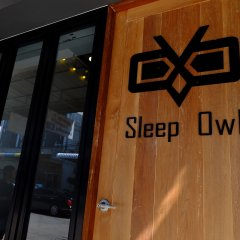 Sleep Owl Hostel питание