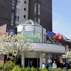 Отель Holiday Inn Hamburg фото 6