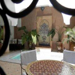 Отель Riad Ailen Марракеш интерьер отеля