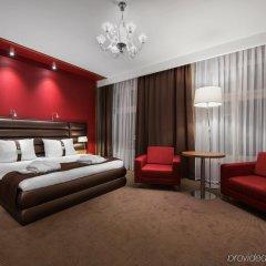 Отель Holiday Inn Krakow City Centre Польша, Краков - 4 отзыва об отеле, цены и фото номеров - забронировать отель Holiday Inn Krakow City Centre онлайн комната для гостей фото 3