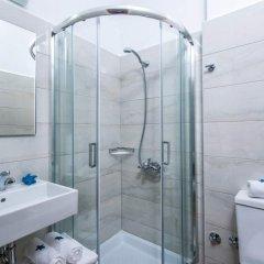 Floral Hotel ванная