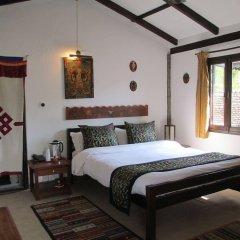 Отель The Begnas Lake Resort & Villas Непал, Лехнат - отзывы, цены и фото номеров - забронировать отель The Begnas Lake Resort & Villas онлайн комната для гостей фото 2