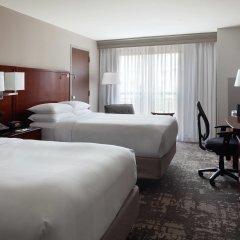 Отель Minneapolis Airport Marriott Блумингтон комната для гостей