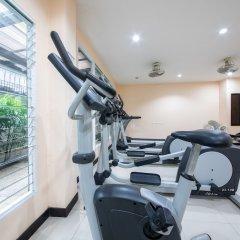 Отель Rattana Residence Thalang фитнесс-зал фото 3