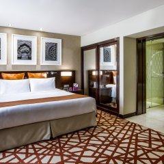 Отель Crowne Plaza Dubai - Deira Дубай комната для гостей фото 4