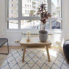 Отель Zubieta Suite Apartment by FeelFree Rentals Испания, Сан-Себастьян - отзывы, цены и фото номеров - забронировать отель Zubieta Suite Apartment by FeelFree Rentals онлайн комната для гостей фото 5