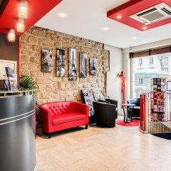 Отель Best Western Nouvel Orleans Montparnasse Париж интерьер отеля фото 3