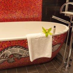 Отель Buddha-Bar Hotel Prague Чехия, Прага - 13 отзывов об отеле, цены и фото номеров - забронировать отель Buddha-Bar Hotel Prague онлайн ванная