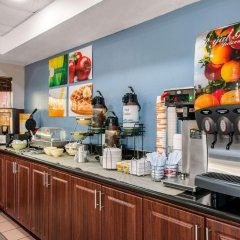 Отель Quality Inn Sarasota North питание фото 2