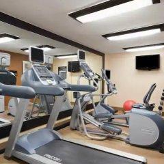 Отель Homewood Suites By Hilton Columbus-Hilliard Хиллиард фитнесс-зал фото 2