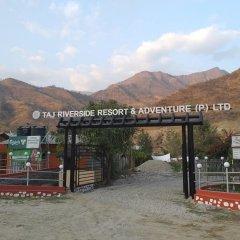 Отель Taj Riverside Resort and Adventure Непал, Катманду - отзывы, цены и фото номеров - забронировать отель Taj Riverside Resort and Adventure онлайн приотельная территория фото 2