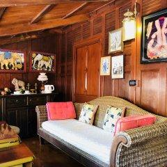 Отель Baan Sangpathum Villa фото 22