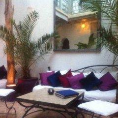 Отель Riad Dar Nabila интерьер отеля