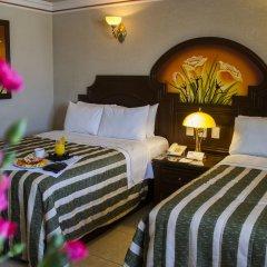Отель Casino Plaza Гвадалахара комната для гостей фото 2