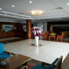 Отель Ha Long Hotel Вьетнам, Вунгтау - отзывы, цены и фото номеров - забронировать отель Ha Long Hotel онлайн интерьер отеля фото 2