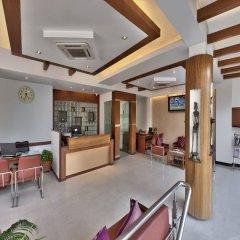 Отель Regale Inn Индия, Нью-Дели - отзывы, цены и фото номеров - забронировать отель Regale Inn онлайн интерьер отеля фото 2