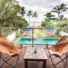 Отель Elephant Stables Weligama Bay балкон