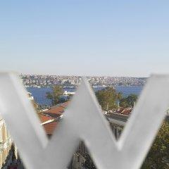 W Istanbul - Special Class Турция, Стамбул - 1 отзыв об отеле, цены и фото номеров - забронировать отель W Istanbul - Special Class онлайн пляж