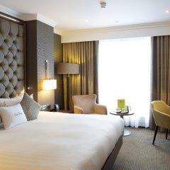 Отель DoubleTree by Hilton London Victoria комната для гостей