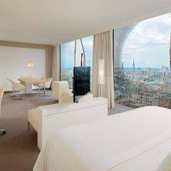 Отель The Westin Hamburg Гамбург комната для гостей