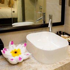 Silk Luxury Hotel & Spa ванная