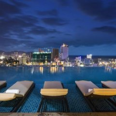 Sen Viet Premium Hotel Nha Trang бассейн фото 2